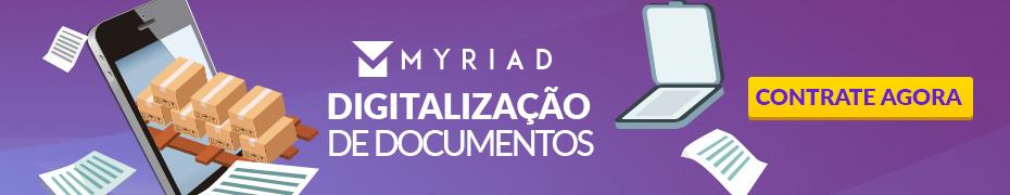 Digitalização De Documentos - Myriad Brasil